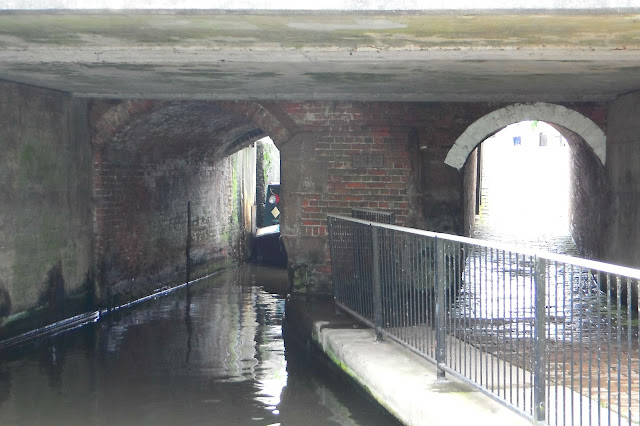 Gailey Top Lock double-tunnel