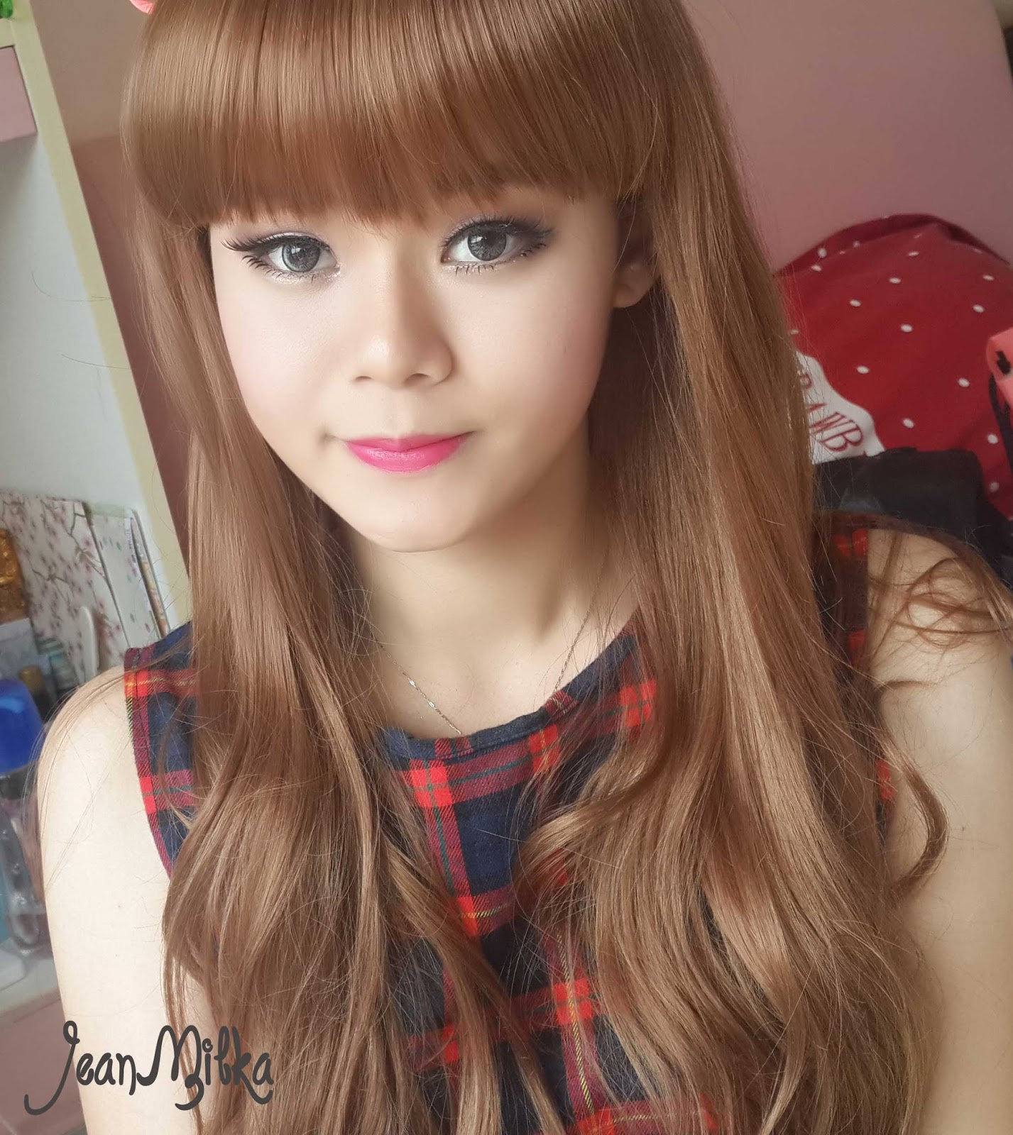 How to Looks like a Doll - Japanese Gyaru Doll Make Up Tutorial, Tips and Trick