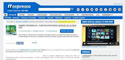 Site ITEspresso
