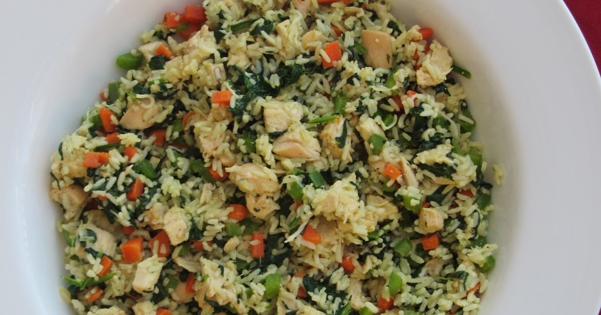 Been There Baked That: Ranch Chicken and Rice Skillet Dinner
