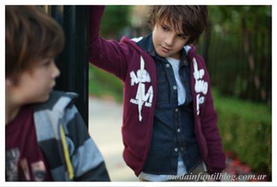 moda infantil mimo & co otoño invierno 2014