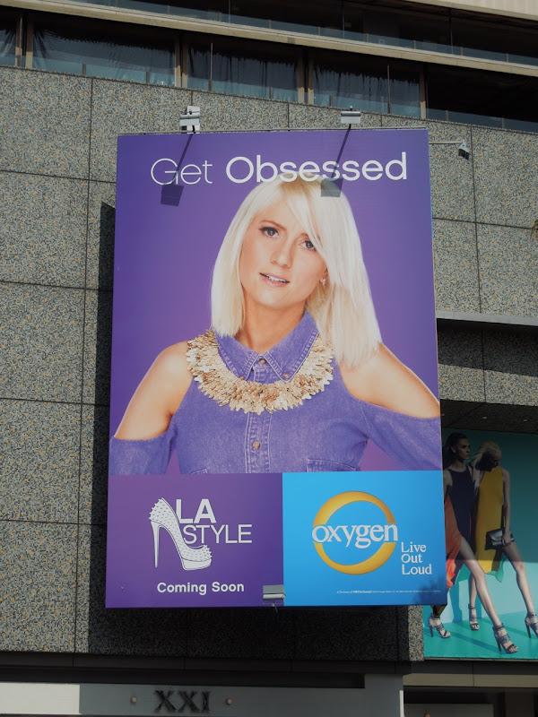 LA Style billboard