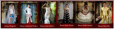 Kebaya Pengantin Kebaya Pesta Baju Pengantin Pesta Modern & Tradisional By KebayaPengantinValentino.com