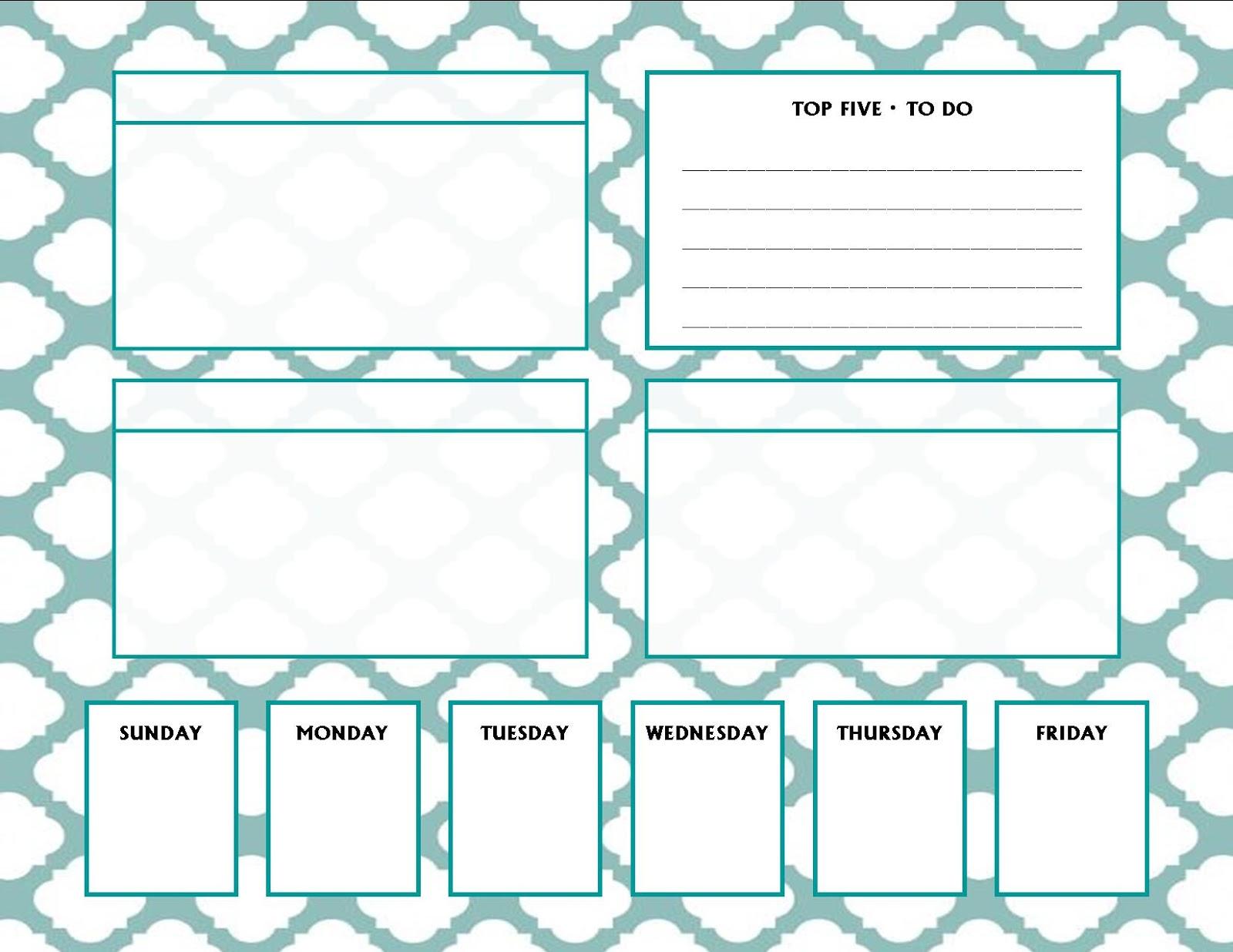 project calendar template 2016 .