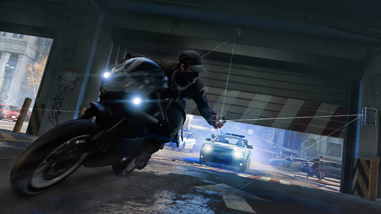 Watch Dogs PC Game download