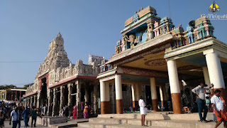 Thiruchendur Murugan Temple History