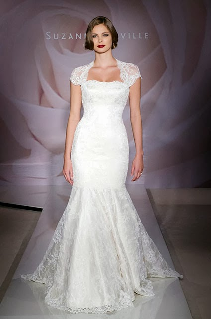 Suzanne Neville 2014 Spring Bridal Collection