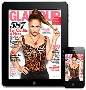 Magazine App for iPad
