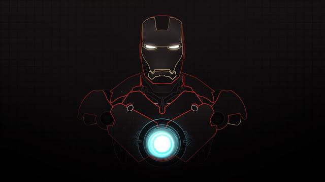 fondo de pantalla iron-man