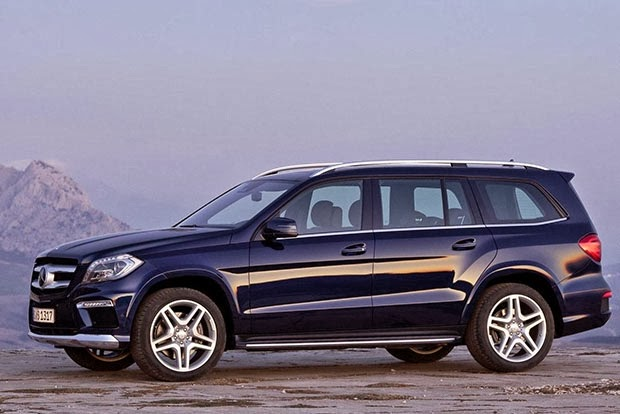 Mercedes-Benz GL 2014