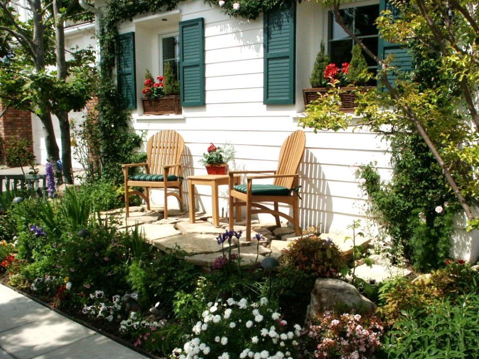 garden design garden design with tropical garden decoration water, Garden idea