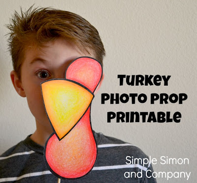 Holiday Photobooth Props (Printable Patterns)