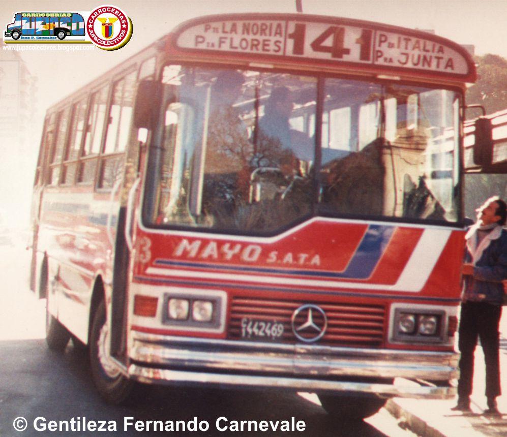 Fotos de colectivos del recuerdo lineas nacionales 140 a for Plaza mercedes benz service