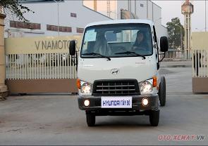 Hyundai Tây Đô nhận xe từ nhà máy Đồng Vàng