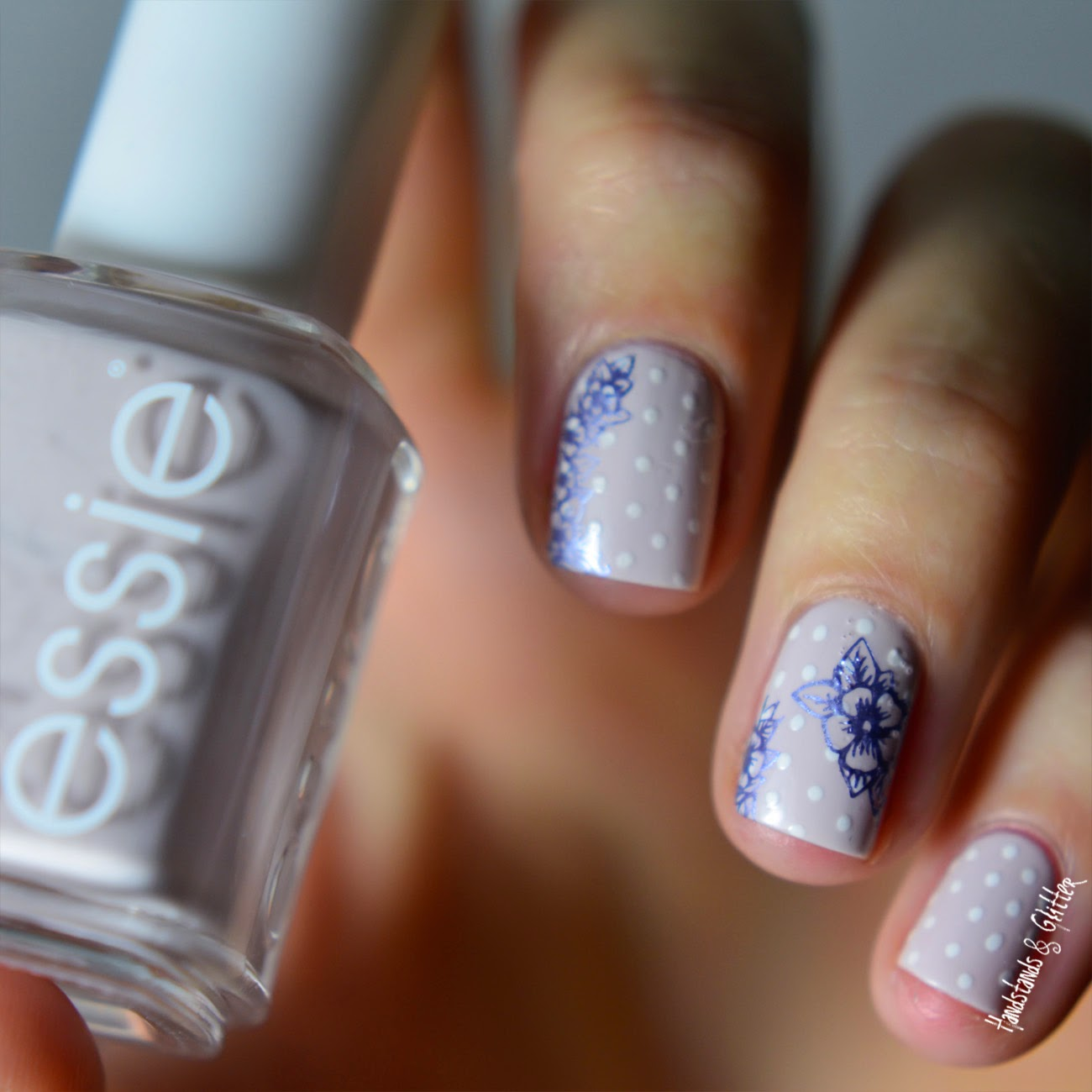 Essie Nail Color Urban Jungle: Polish Chest: [Guestpost] Handstands & Glitter