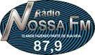 ouvir a Rádio Nossa FM 87,9 Conceição das Alagoas MG