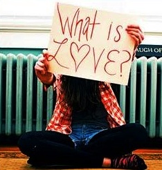 ¿What is love?
