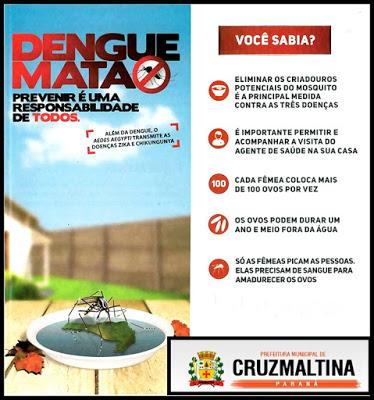 PREFEITURA DE CRUZMALTINA