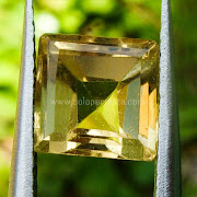 Batu Permata Yellow Citrine - SP844