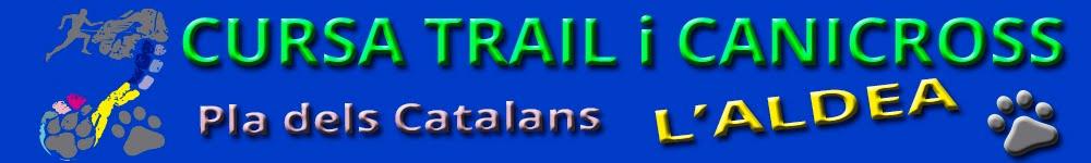 Cursa Trail i Canicross l'Aldea
