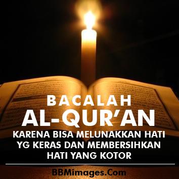Gambar Al Quran Buat Dp Bbm