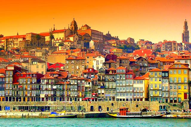 Passeios românticos em Porto