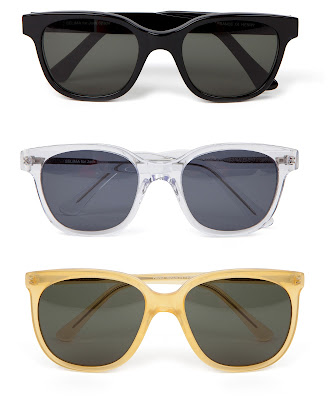 JACK SPADE collaborates with Selima Optique for another new Spring 2012 Sunglasses Collection.
