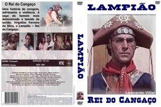 """""""Lampião, Rei do Cangaço"""" - filme de 1964"""