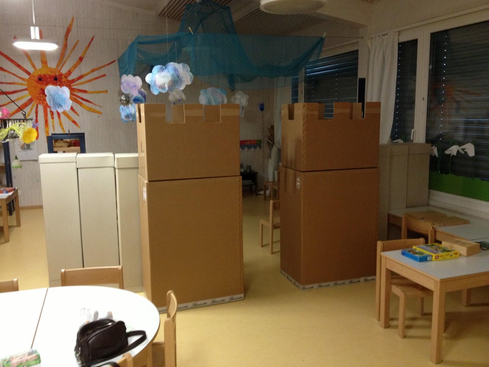 Kindergarten Kessel: Burg Kesselstein