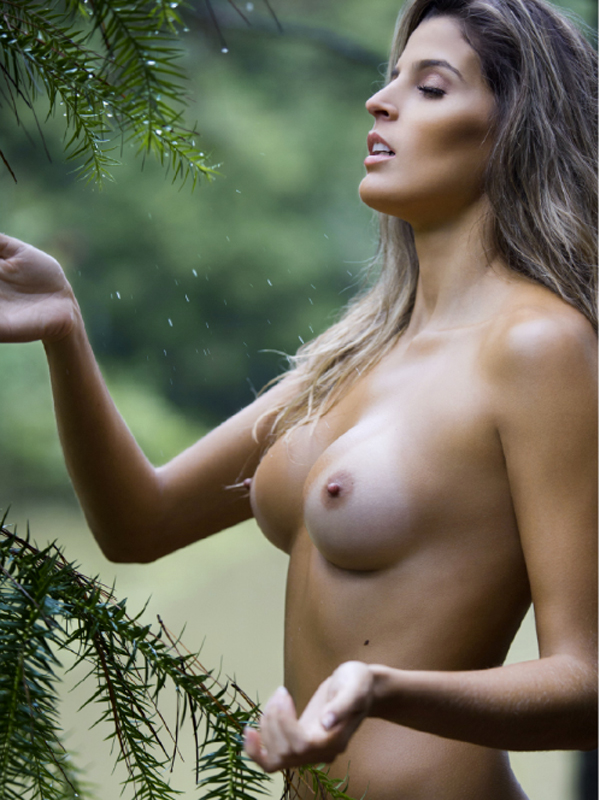 Playboy in Nude stars sports