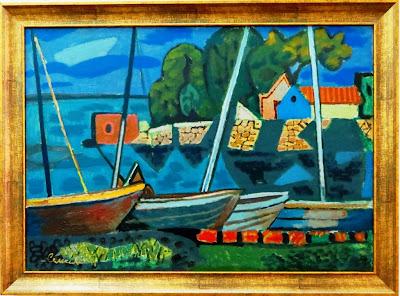 Роман Сельский, Акерманские лодки, 1960