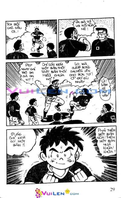 Jindodinho - Đường Dẫn Đến Khung Thành III  Tập 19 page 29 Congtruyen24h