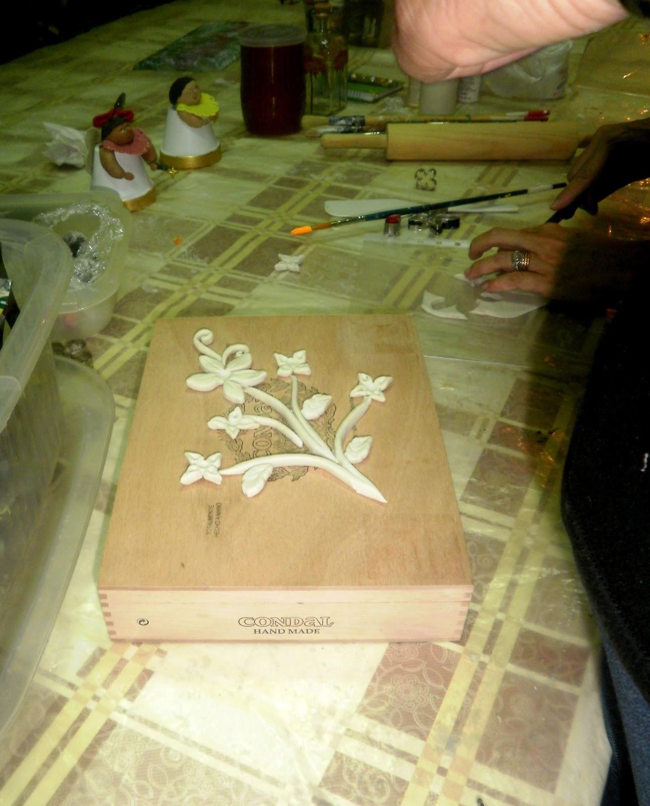 Manualidades y algo m s pasta de modelar - Pasta para modelar manualidades ...