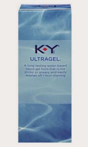 KY Ultragel Personal Lube for Women