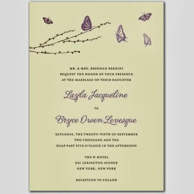 Modern Wedding Invitations Free Wedding Invitations Templates - Modern wedding invitation template