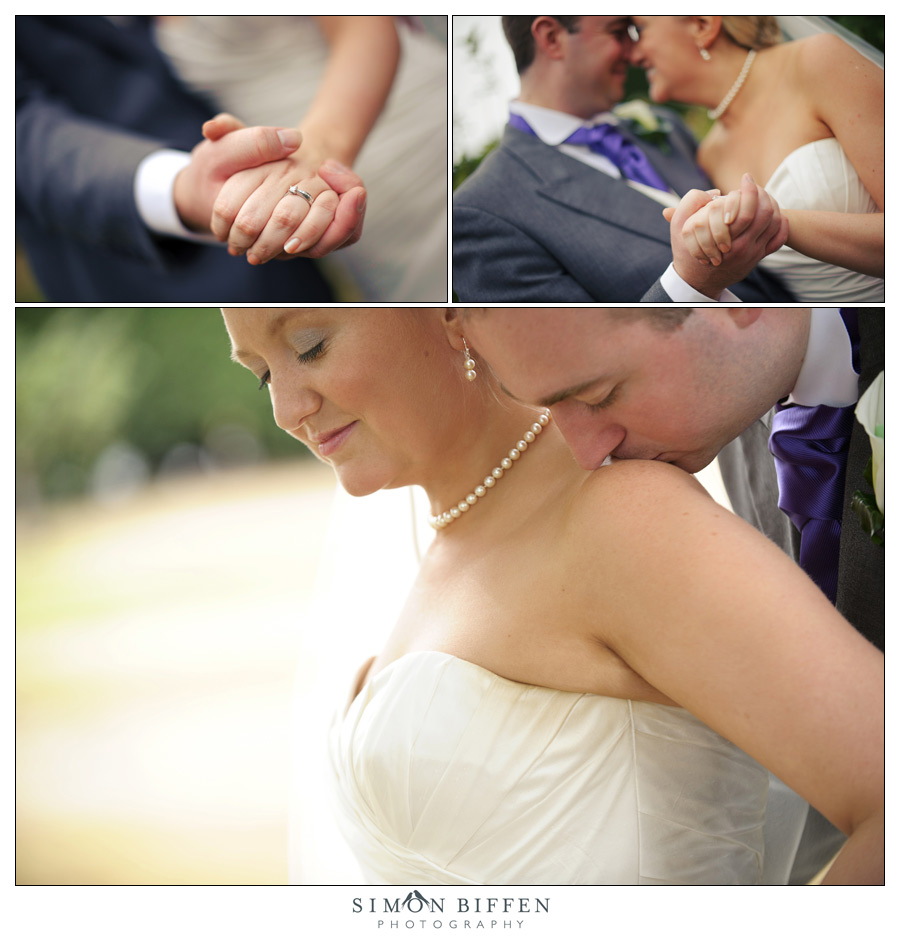 Bride and Groom photograph