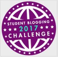 2017 Student Blogging Challenge