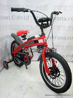 3 Sepeda Anak Phoenix P518 Motocross 16 Inci