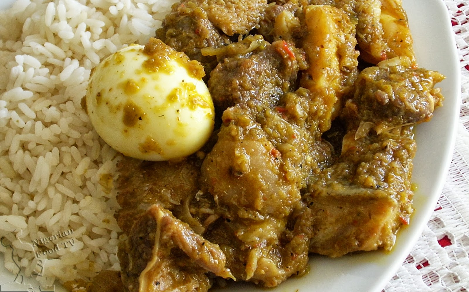 Nigerian rice recipes for Afrikaans cuisine