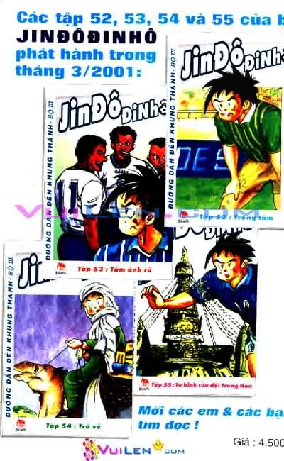 Jindodinho - Đường Dẫn Đến Khung Thành III Tập 53 page 119 Congtruyen24h