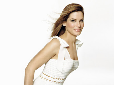 Sandra Bullock Lovely Wallpaper