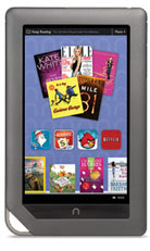 Nook readers and tablets: Barnes &amp; Noble Lowers prices