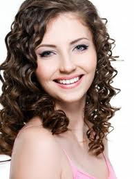 curly hair types hairstyle haircut 2012