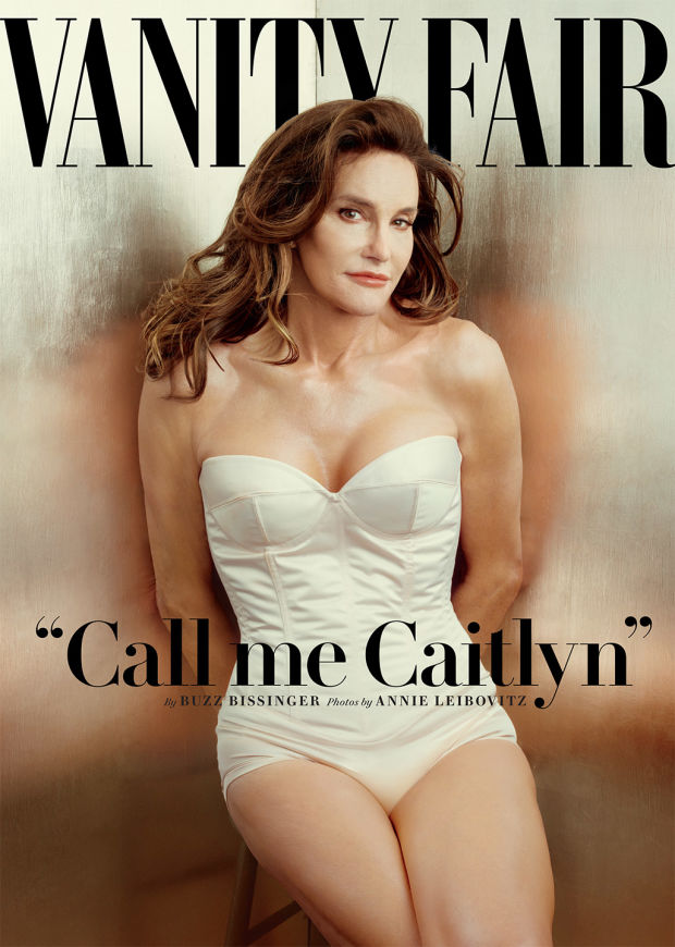 Bruce Jenner introduces female self on the Vanity Fair July 2015 cover