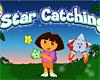 Dora the Explorer Star Catching Game