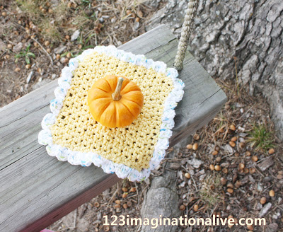 SHABBY DISHCLOTH
