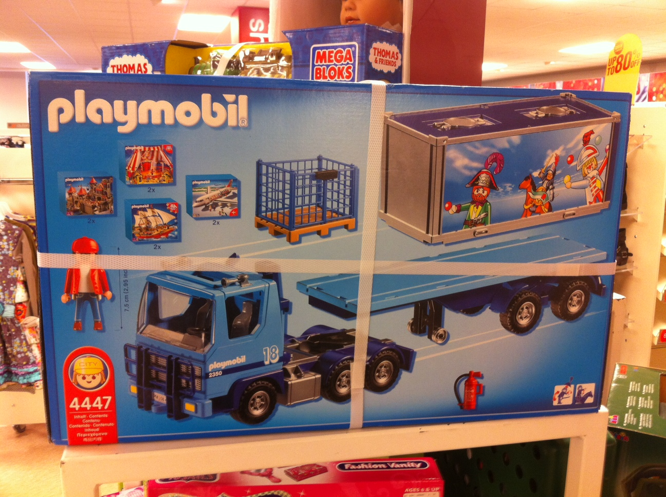 The cabbages of doom playmobil goes recursive for Playmobil post
