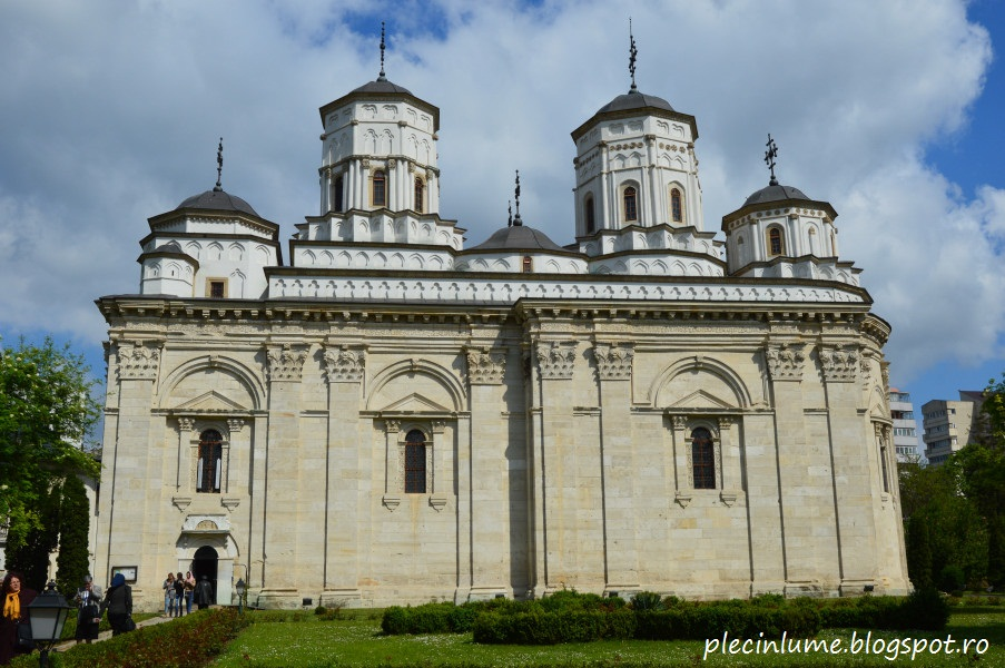 Manastirea Golia din Iasi