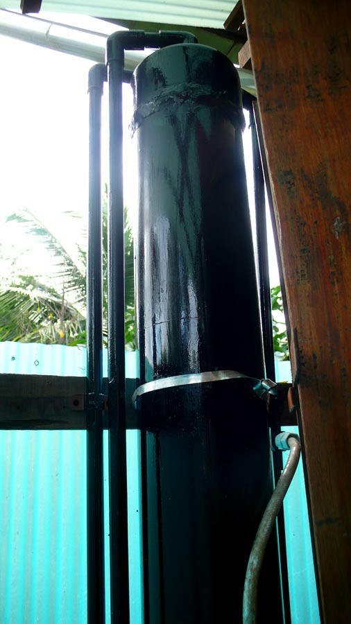 Why Are Solar Water Heaters Painted Black