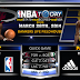 NBA 2K14 Official Roster Update - March 26th, 2014